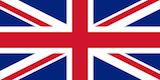 Change language to English. image source: https://upload.wikimedia.org/wikipedia/commons/a/ae/Flag_of_the_United_Kingdom.svg